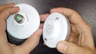 Светодиодная лампа GX53 на 12v и переходники на Е27 и Е14(, 2016-10-10T10:19:04.000Z)