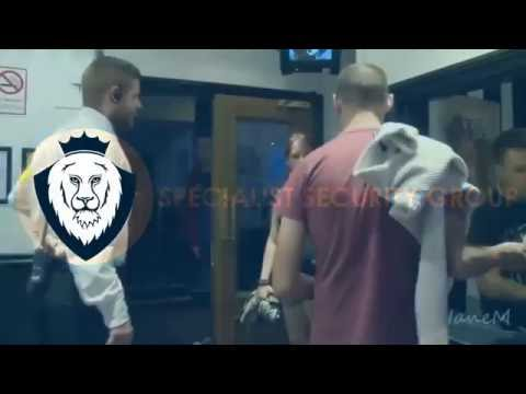 Bouncer vs Doorman