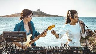 Giolì & Assia - #DiesisLive @Isola Delle Femmine, Palermo [Handpan Set]