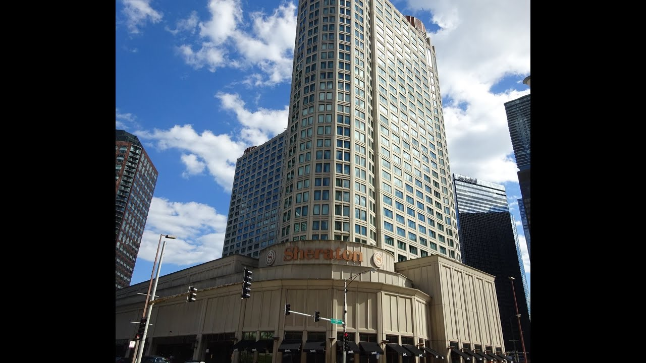 Very nice montgomery high rise traction elevators for Nice hotels in chicago downtown
