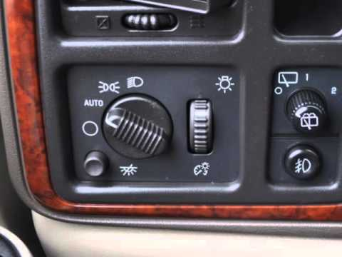 2005 Cadillac Escalade 4dr Awd On Star Fog Lights Traction
