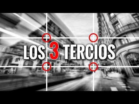 COMPOSICIÓN FOTOGRÁFICA - La Regla de LOS  TERCIOS