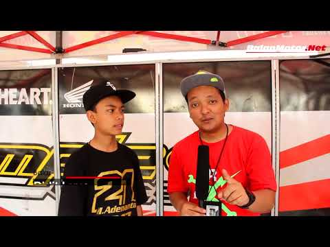 Pembalap 13 Tahun Asal Magetan Jadi Juara Region MP5 &MP6 Kejurnas Motorprix Jawa 2017