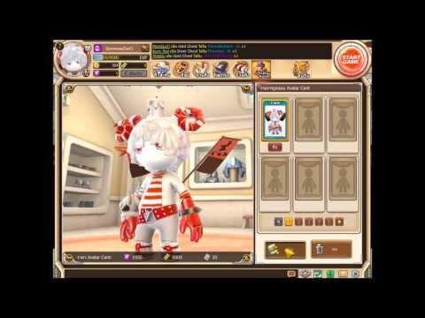 การสร้างอวาต้า เกม Avatarstar online