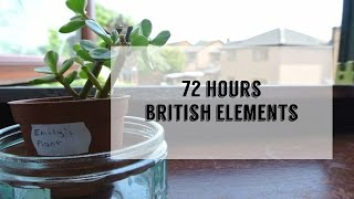 72 hours | Britishelements