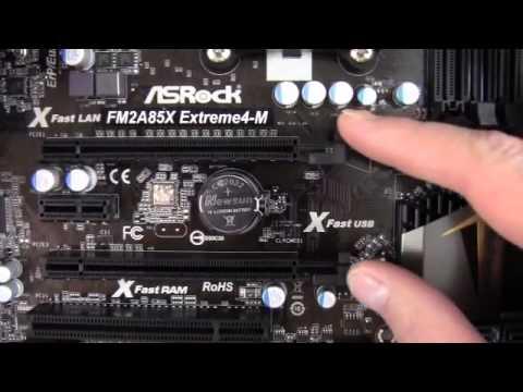 ASRock FM2A85X Extreme4 AMD Graphics Treiber Windows 10