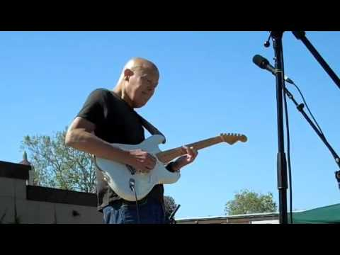 Performing at Stanford Relay for Life: Jeffrey Walker