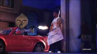 50 Cent on Adult Swim's Robot Chicken