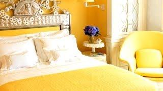 30  Yellow Bedrooms, Interior Design Ideas