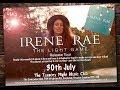 Irene Rae: Never No