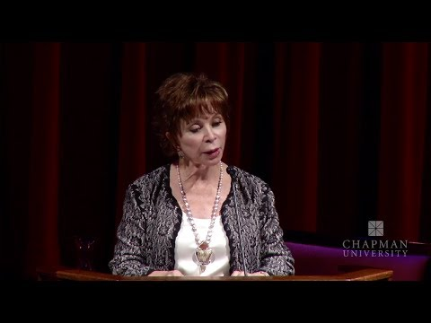Fowles Center Literary Series - Isabel Allende