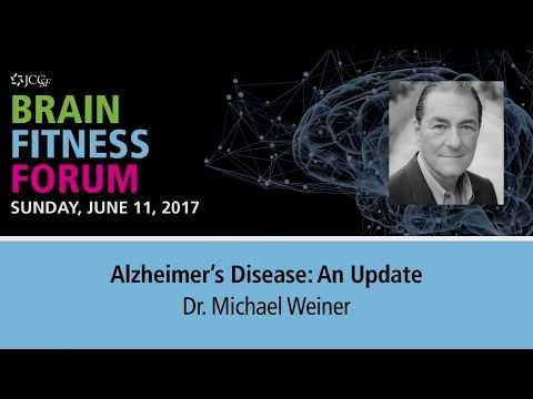 JCCSF Brain Fitness Forum with Michael Weiner