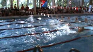 wedstrijd zib 100 meter vlinderslag heren
