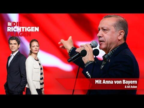"""""""Nazi-Praktiken"""" - Was müssen wir uns noch von Erdogan bieten lassen? / Die richtigen Fragen"""