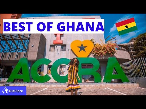 10 Best Places to Visit in Ghana 2020