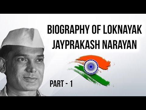 Biography of Loknayak