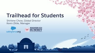 Trailhead for Students
