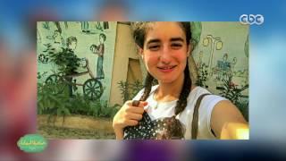 الطفلة الشقية في فيلم «الدادة دودي» تكشف عن عمرها الحقيقي على الهواء.. فيديو