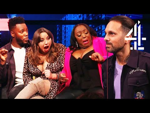 Dynamo FREAKS Out EVERYONE With Magic Trick! | The Big ...