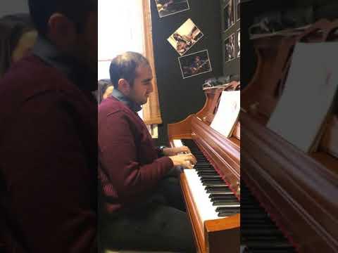 Piyano Derslerimizden