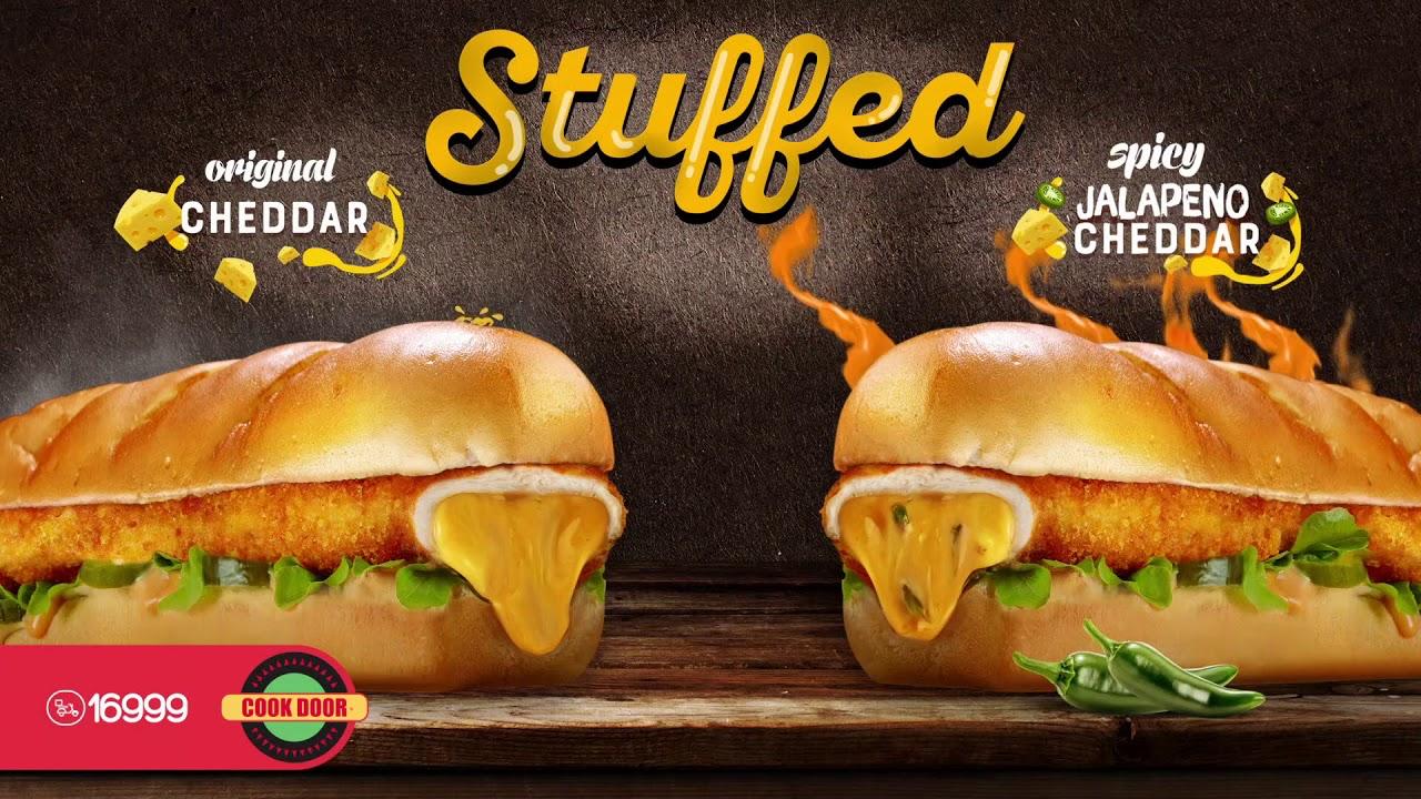 Stuffed Chicken. Cook Door & Stuffed Chicken - YouTube