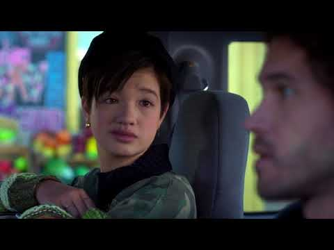 Andi Mack - Andi Runs Away from Home with Bowie - Truth or Truth - CLIP