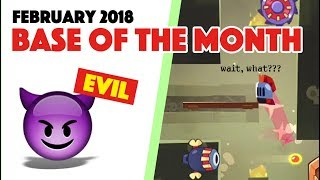 King of Thieves - Base 33 NEW LAYOUT base of the month