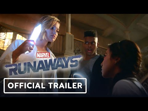 Marvel's Runaways Official Season 3 Trailer