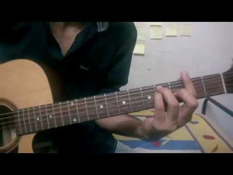 Muskurane - Citylights   Arijit Singh   Guitar Tutorial   Open & Barre chords Easy