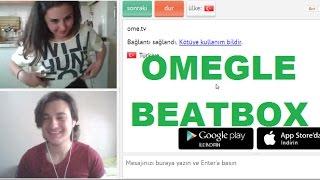 Omegle Beatbox Show (Kızlardan Instagram - Snapchat Alma Taktikleri , İfşalar ve Beatbox)