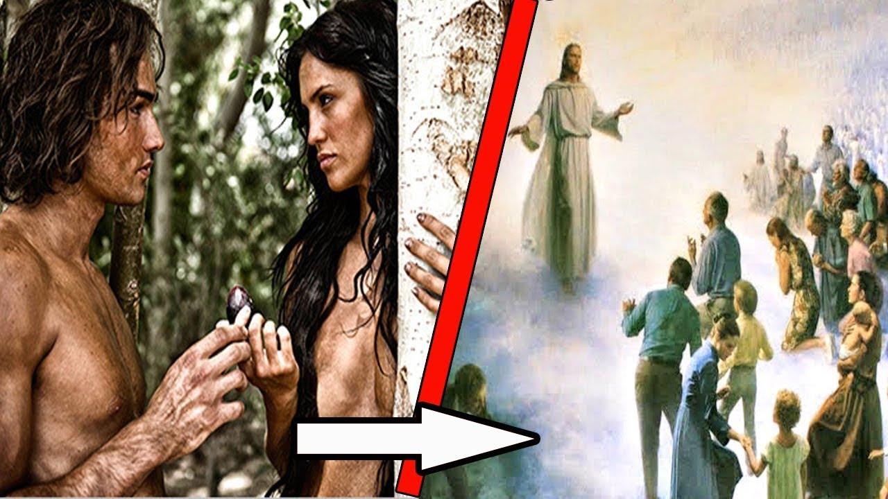 ఆదాము నుంచి యేసుక్రీస్తు రెండవ రాకడవరకు(కధనం}................Nefficba