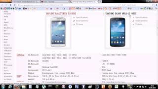 Samsung Galaxy Mega 5.8 I9150 e Samsung Galaxy Mega 6.3 I9200 - Review - PT-BR