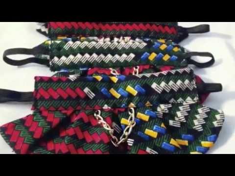 AFRABA- Ankara/African Print/Handmade Accessories