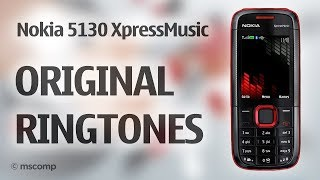 These are the original ringtones of nokia 5130 xpressmusic. includes some region wise like europe, america, middle east and africa asia. list o...