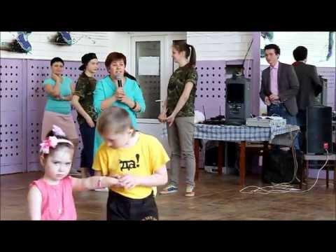 Танцевально развлекательное мероприятие для детей с ОВЗ в Санатории Березка г  Стерлитамак