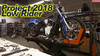 Project 2018 Harley Davidson Low Rider with Fueling - Thrashin Supply