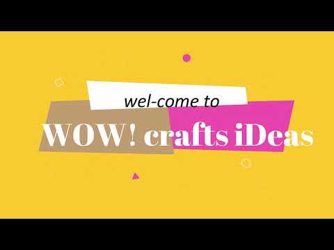WOW Crafts iDeas || Craft Ideas with Plastic Bottle - Waste out of best - Best reuse ideas