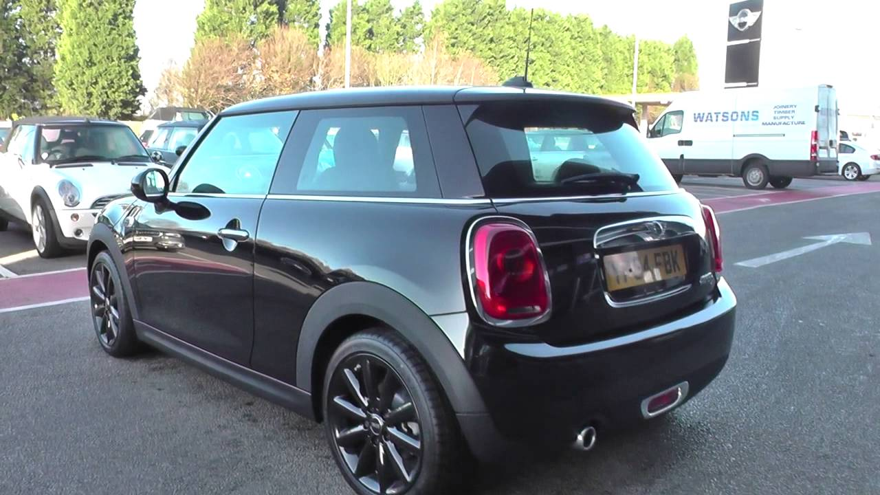 Mini Mini 3 Door Hatch F56 Cooper D 3 Door Hatch 15 Xn32 U64137