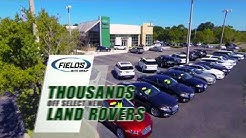 Fields Jaguar Land Rover Jacksonville - 2015 First Year Sales Event