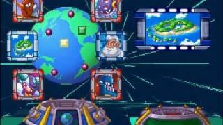 Mega Man 8: Stage Select