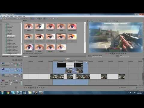 Sick Chill Effect Sony Vegas | Marathon Special