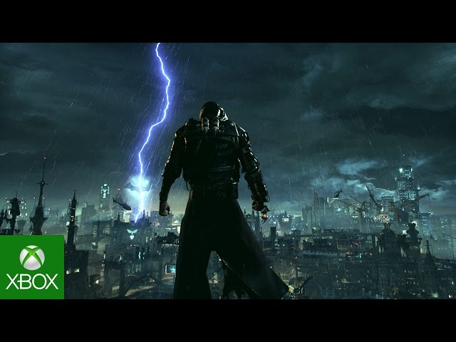 Official Batman: Arkham Knight Trailer – Gotham is Mine
