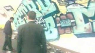 métro sous les bombes