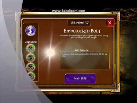Arcane Legends I Best Level 56 PvE Build Mage I Sorcerer
