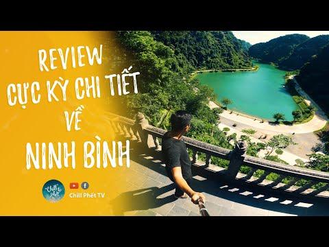 Review Ninh Bình - Tự Túc Khám Phá Tràng An, Hang Múa, Tuyệt Tình Cốc   Mê Du Lịch - Travel Vlog