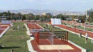 Military Pentathlon Raymond Ankara 2008