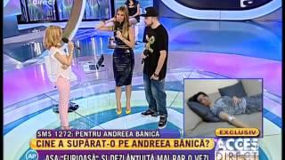 "Andreea Banica lanseaza videoclipul piesei ""Rupem boxele"""