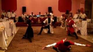 Танцевальная группа лезгинка Волгоград