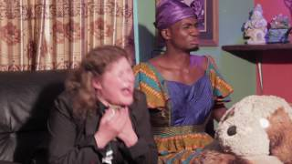 Try not to cry after watching this! Mama Felicia's House featuring Maria and Jude Orhorh