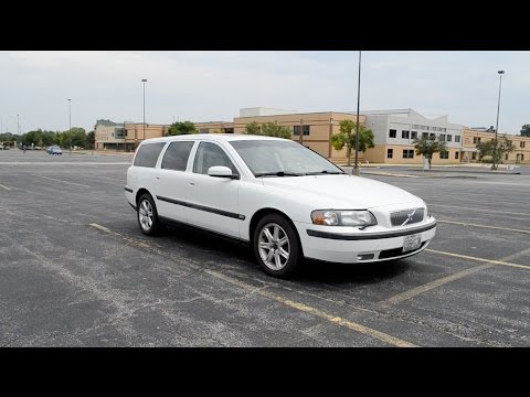 2004 Volvo V70 - Well Thought Out
